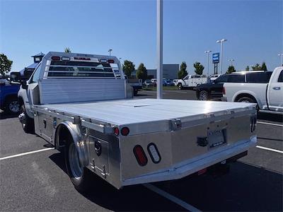 2021 Silverado 3500 Regular Cab 4x4,  Platform Body #5690657 - photo 13