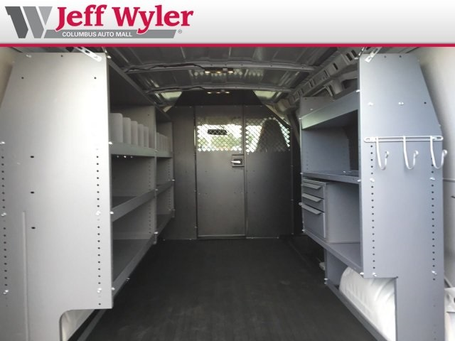 2019 Express 2500 4x2,  Masterack Upfitted Cargo Van #569066 - photo 2