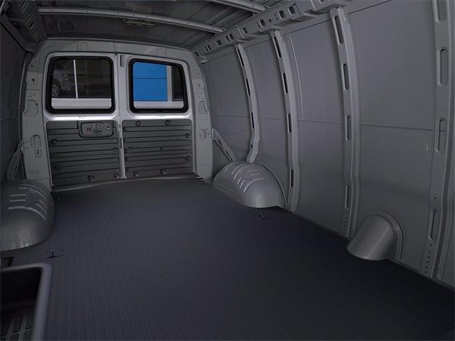 2021 Chevrolet Express 2500 4x2, Masterack Upfitted Cargo Van #5690660 - photo 1
