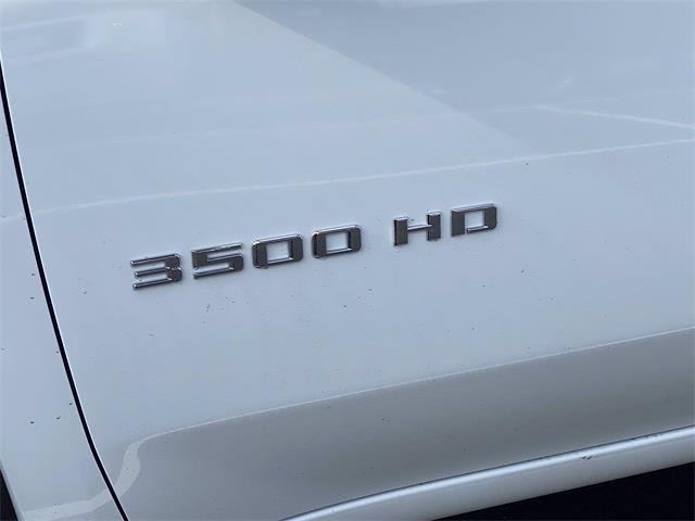 2021 Silverado 3500 Regular Cab 4x4,  M H EBY Big Country Platform Body #5690663 - photo 6