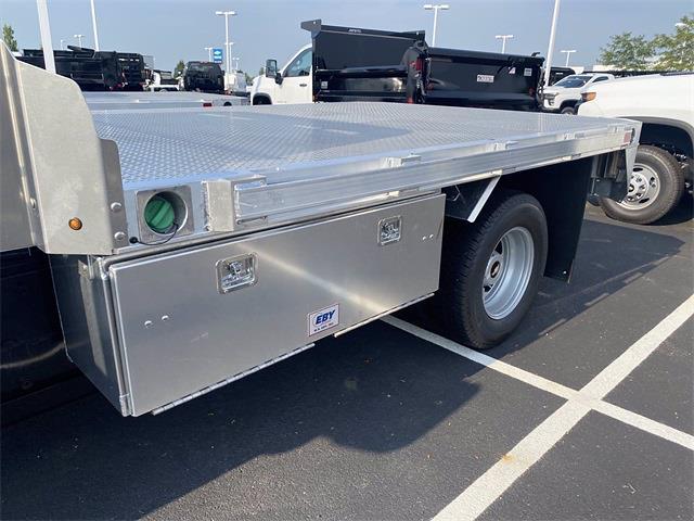 2021 Silverado 3500 Regular Cab 4x4,  M H EBY Big Country Platform Body #5690663 - photo 2