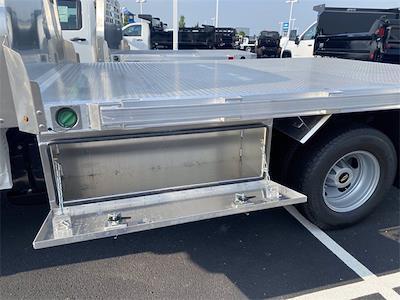 2021 Silverado 3500 Regular Cab 4x4,  M H EBY Big Country Platform Body #5690663 - photo 11
