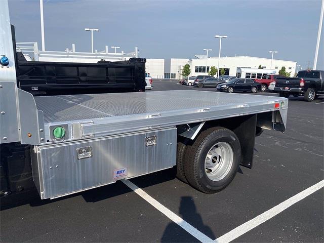 2021 Silverado 3500 Regular Cab 4x4,  EBY Platform Body #5690664 - photo 7