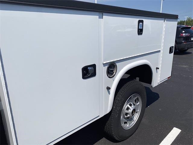 2021 Silverado 3500 Double Cab 4x2,  Monroe Truck Equipment MSS II Service Body #5690666 - photo 12