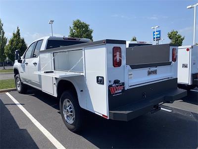 2021 Silverado 3500 Double Cab 4x2,  Monroe Truck Equipment MSS II Service Body #5690666 - photo 13