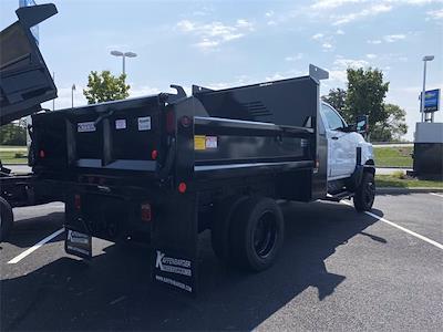 2020 Silverado 5500 Regular Cab DRW 4x4,  Crysteel E-Tipper Dump Body #5690681 - photo 2