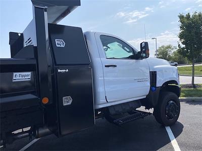 2020 Silverado 5500 Regular Cab DRW 4x4,  Crysteel E-Tipper Dump Body #5690681 - photo 17