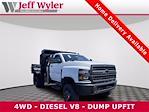 2020 Silverado 5500 Regular Cab DRW 4x4,  Crysteel E-Tipper Dump Body #5690681 - photo 1