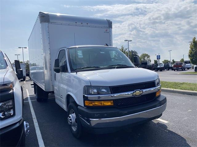 2021 Express 4500 DRW 4x2,  Supreme Iner-City Cutaway Van #5690683 - photo 4