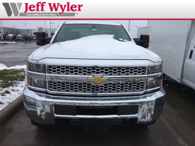2019 Silverado 2500 Double Cab 4x2,  Knapheide Service Body #569070 - photo 3
