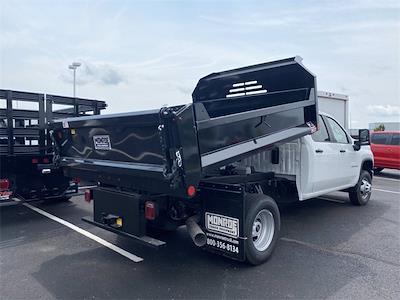 2021 Silverado 3500 Crew Cab 4x4,  Monroe Truck Equipment MTE-Zee Dump Body #5690703 - photo 2