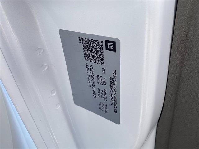 2021 Express 3500 4x2,  Supreme Cutaway Van #5690716 - photo 11