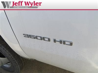 2019 Silverado 3500 Regular Cab DRW 4x4,  Cab Chassis #569078 - photo 10
