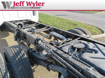2019 Silverado 3500 Regular Cab DRW 4x4,  Cab Chassis #569078 - photo 8