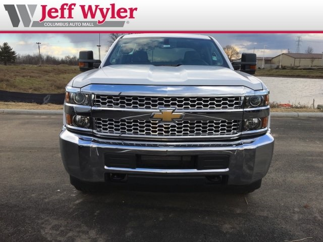 2019 Silverado 2500 Crew Cab 4x4,  Pickup #569083 - photo 3