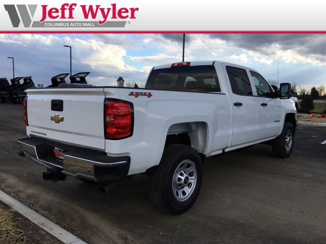 2019 Silverado 2500 Crew Cab 4x4,  Pickup #569083 - photo 6