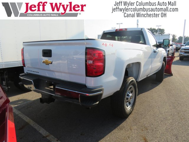 2018 Silverado 3500 Regular Cab 4x4,  Pickup #569091 - photo 2