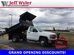 2019 Silverado 3500 Regular Cab DRW 4x4,  Crysteel Dump Body #569098 - photo 1