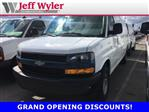 2018 Chevrolet Express 3500 4x2,  Empty Cargo Van #569115 - photo 1
