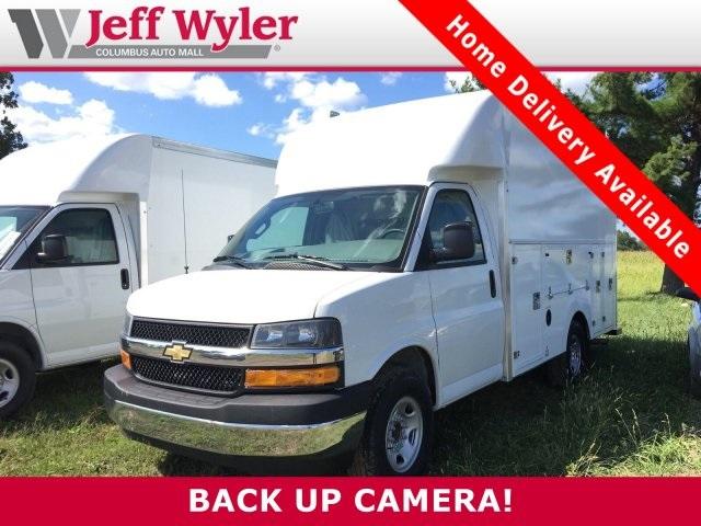 2019 Chevrolet Express 3500 4x2, Supreme Service Utility Van #569421 - photo 1