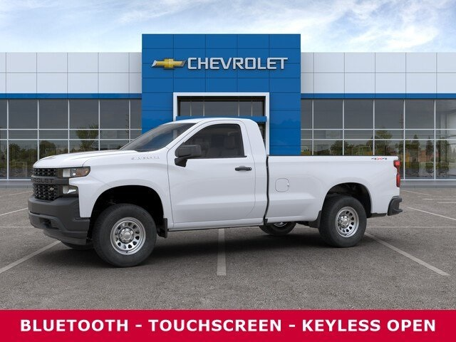 2020 Chevrolet Silverado 1500 Regular Cab 4x4, Pickup #569453 - photo 1