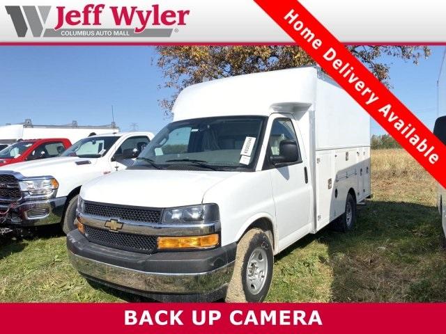 2019 Chevrolet Express 3500 4x2, Supreme Service Utility Van #569464 - photo 1