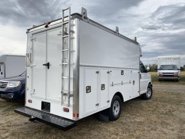 2019 Chevrolet Express 3500 4x2, Supreme Service Utility Van #569465 - photo 1