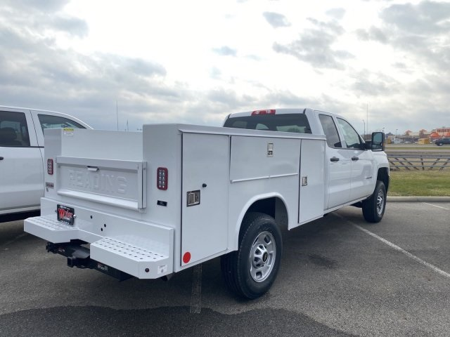 2019 Chevrolet Silverado 2500 Double Cab 4x2, Reading Service Body #569542 - photo 1