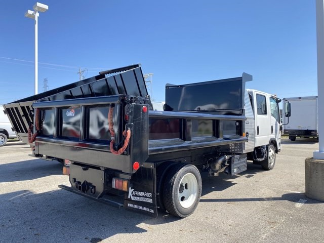 2020 Chevrolet LCF 5500XD Crew Cab DRW 4x2, Galion Dump Body #569598 - photo 1