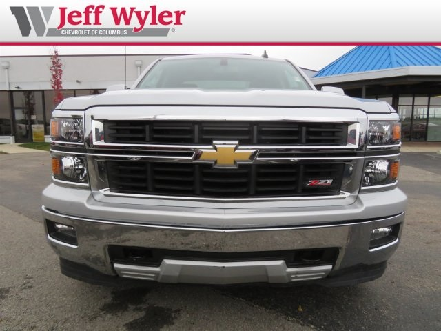 2015 Silverado 1500 Double Cab 4x4,  Pickup #56T5029 - photo 11