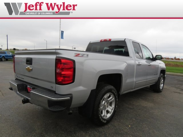 2015 Silverado 1500 Double Cab 4x4,  Pickup #56T5029 - photo 13