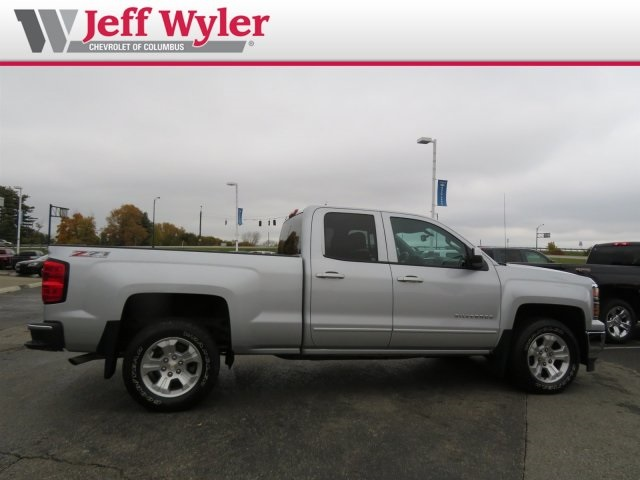 2015 Silverado 1500 Double Cab 4x4,  Pickup #56T5029 - photo 14
