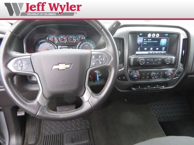 2015 Silverado 1500 Double Cab 4x4,  Pickup #56T5029 - photo 2