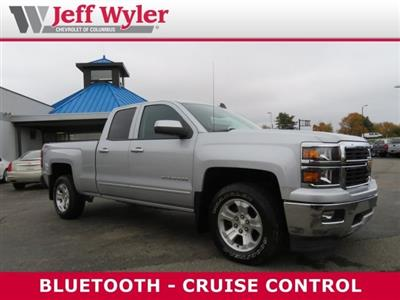2015 Silverado 1500 Double Cab 4x4,  Pickup #56T5029 - photo 3