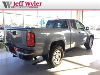 2018 Colorado Extended Cab 4x4,  Pickup #56T5165 - photo 2