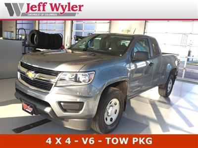 2018 Colorado Extended Cab 4x4,  Pickup #56T5165 - photo 4