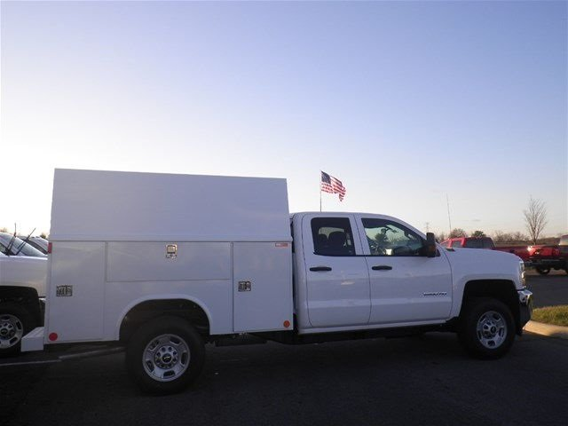 2016 Silverado 2500 Double Cab, Reading Classic II Steel Service Body #S90405 - photo 5