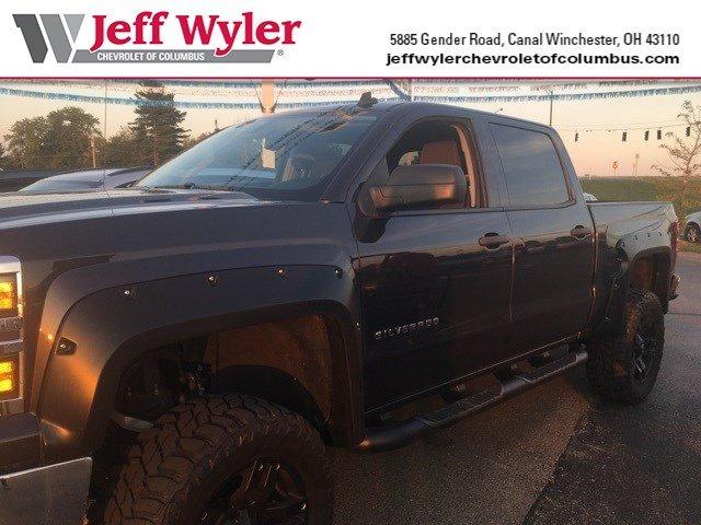 Jeff Wyler Chevrolet Of Columbus   Commercial Work Trucks ...
