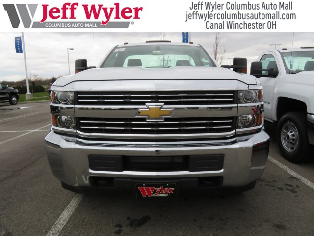 2017 Silverado 3500 Regular Cab DRW 4x4,  Knapheide Service Body #S90550 - photo 3