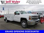 2017 Silverado 3500 Regular Cab DRW 4x4,  Knapheide Service Body #S90550 - photo 1