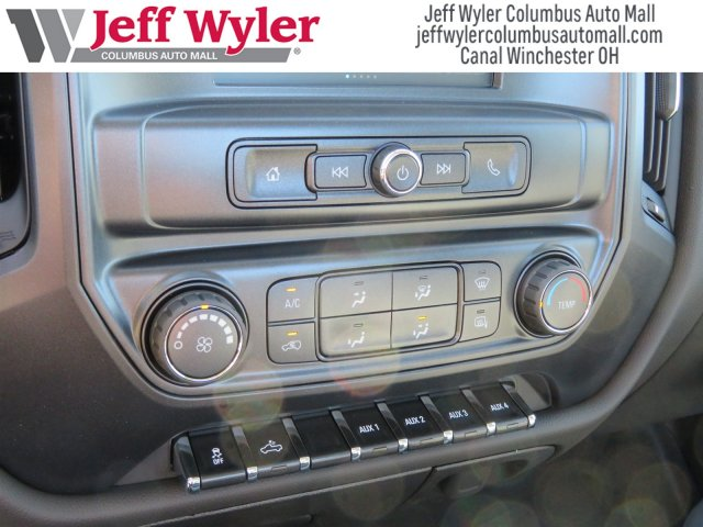 2017 Silverado 3500 Regular Cab DRW 4x4, Reading Service Body #S90555 - photo 5
