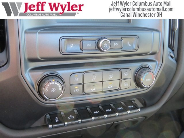 2017 Silverado 3500 Regular Cab DRW 4x4,  Reading Classic II Steel Service Body #S90555 - photo 8