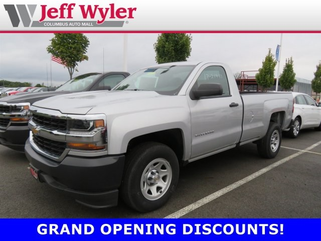 2018 Silverado 1500 Regular Cab 4x2,  Pickup #S90572 - photo 1