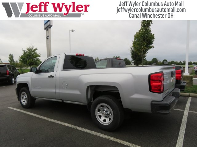 2018 Silverado 1500 Regular Cab, Pickup #S90572 - photo 2