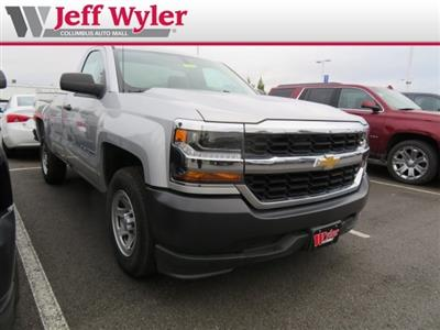 2018 Silverado 1500 Regular Cab 4x2,  Pickup #S90572 - photo 4