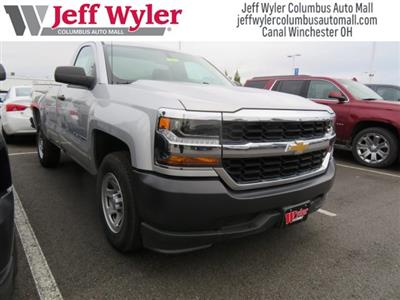 2018 Silverado 1500 Regular Cab, Pickup #S90572 - photo 4
