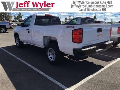 2018 Silverado 1500 Regular Cab 4x4, Pickup #S90573 - photo 2