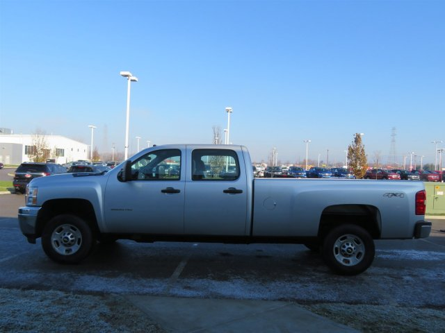 2013 Silverado 2500 Crew Cab 4x4 Pickup #S90588A - photo 4
