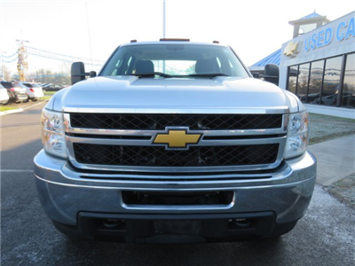 2013 Silverado 2500 Crew Cab 4x4 Pickup #S90588A - photo 3
