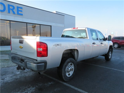 2013 Silverado 2500 Crew Cab 4x4 Pickup #S90588A - photo 5